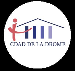 Logo du CDAD de la Drôme