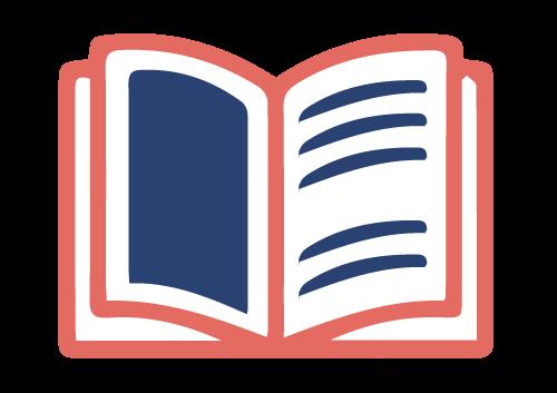 Pictogramme livre ouvert